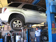 Trust your exhaust system repairs to Dick's Auto Service, Inc.